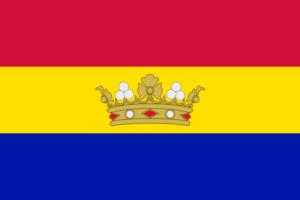 アンドラ公国1934年の国旗