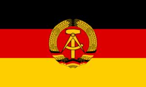 ドイツ民主共和国の国旗