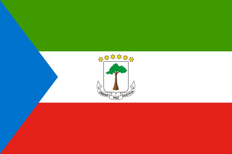 赤道ギニアの国旗