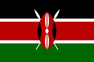 ケニアの国旗
