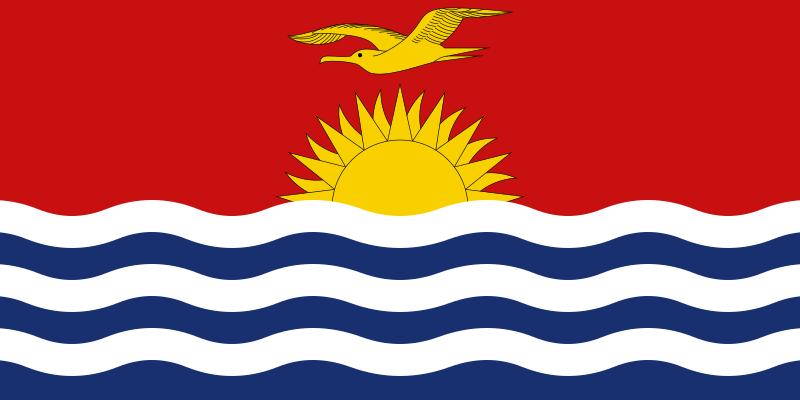 キリバスの国旗