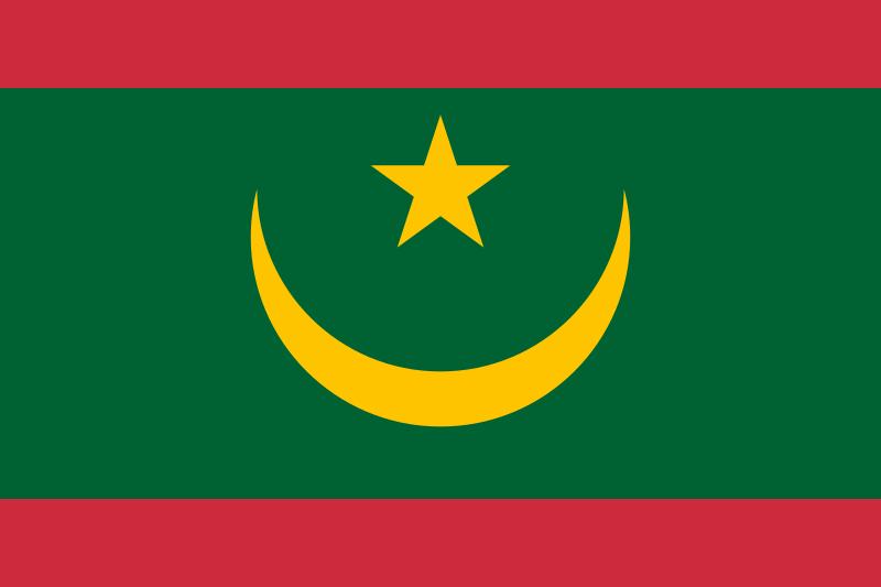 モーリタニアの国旗