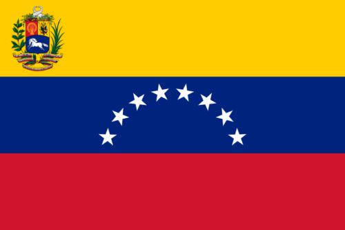 ベネズエラの国旗