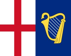 イングランド共和国の国旗