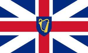 イングランド共和国の国旗1658