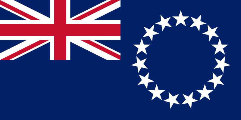 クック諸島の国旗