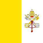 バチカン市国の国旗