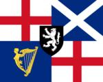 イングランド共和国の国旗1653