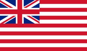 イギリス東インド会社旗