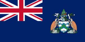 アセンションの旗