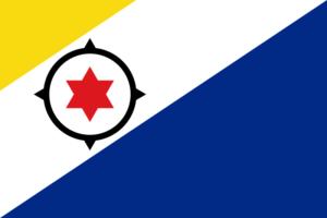 ボネールの旗