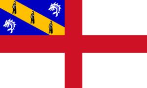 ハーム島の旗