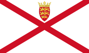 ジャージーの旗