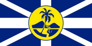 ロードハウ島の旗