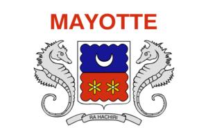 マヨットの旗