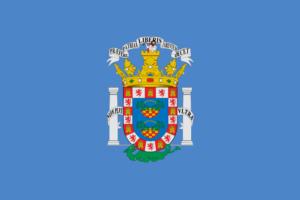 メリリャの旗