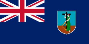 モントセラトの旗