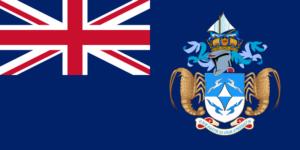 トリスタン・ダ・クーニャの旗