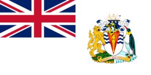英国領南極地域の旗