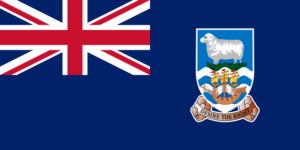 フォークランド諸島の旗