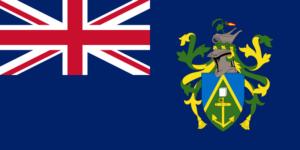 ピトケアン、ヘンダーソン、デュシーおよびオエノ諸島の旗
