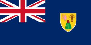 タークス・カイコス諸島の旗