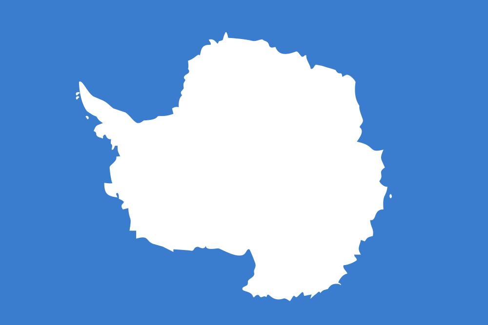 南極の旗(国旗)
