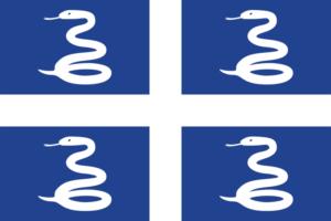 マルティニークの旗