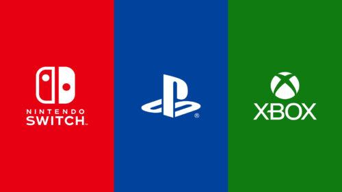 Xboxとソニー、任天堂によるシンボル